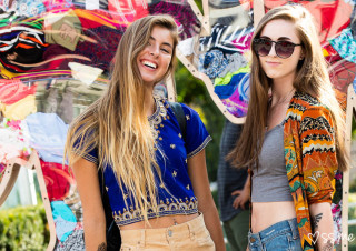 National #ThriftShopDay Style (And Sustainability)