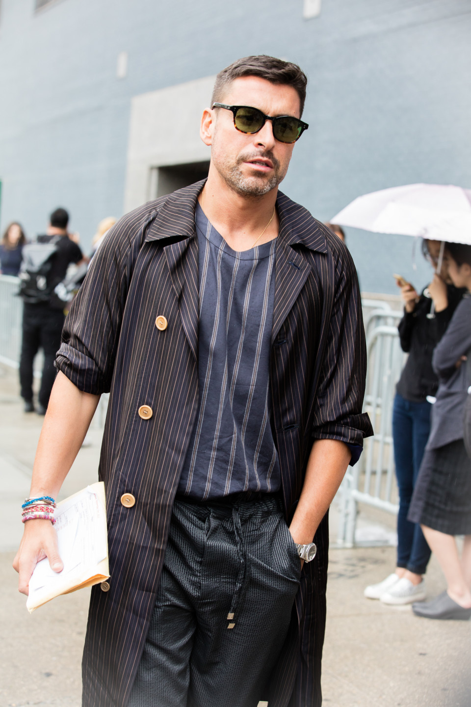 Day - 2 New York Fashion Week SS16 X StreetScout.Me-61