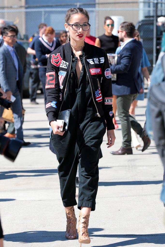 Tommy Hilfiger NYFW 2015 Pier 36-40