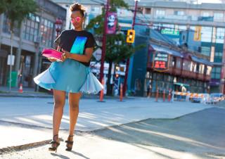 VFW SS16 Blogger Brunch + Day 7 Street Style