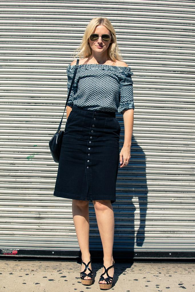 NYFW Serena William Fashion Show Street Style X StreetScout.Me-1