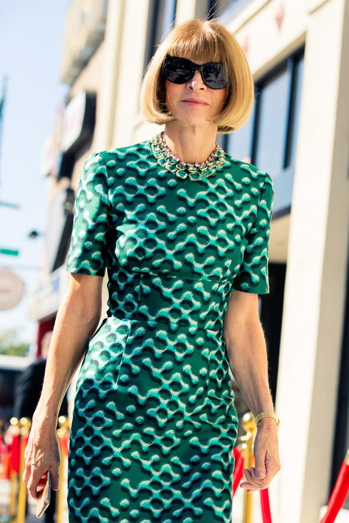 NYFW Serena William Fashion Show Street Style X StreetScout.Me-29