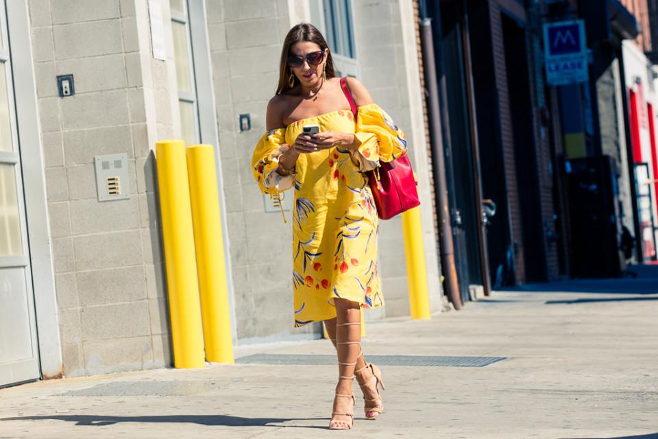 NYFW Serena William Fashion Show Street Style X StreetScout.Me-3