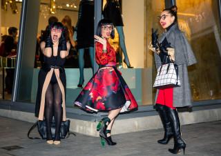 Versace Opens Its Doors To Vancouver