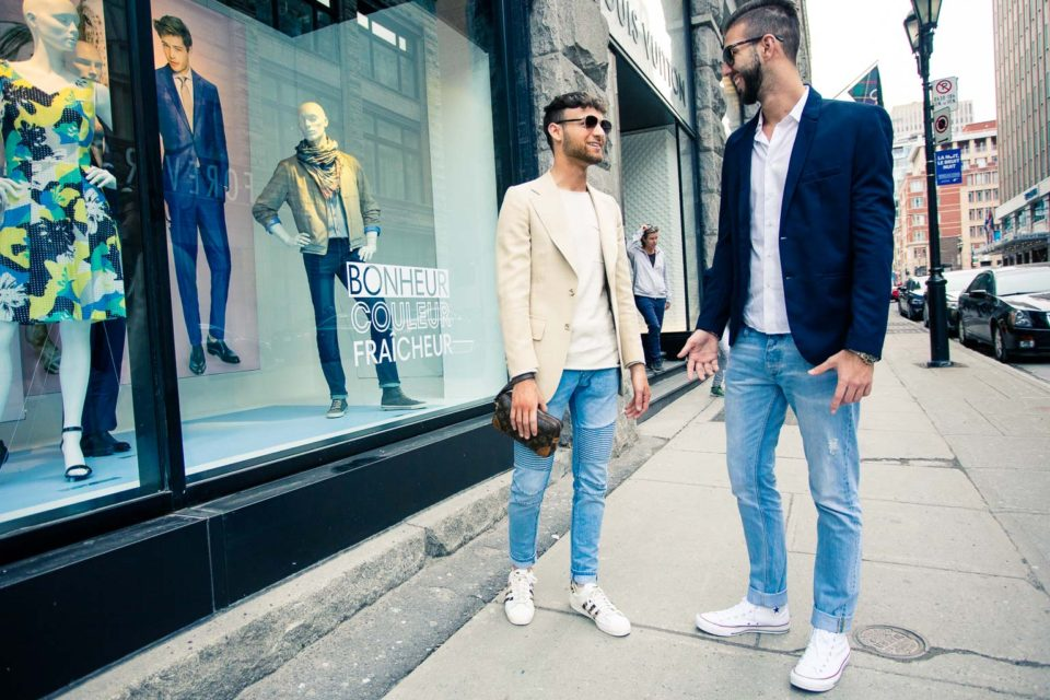 Montreal street style blog