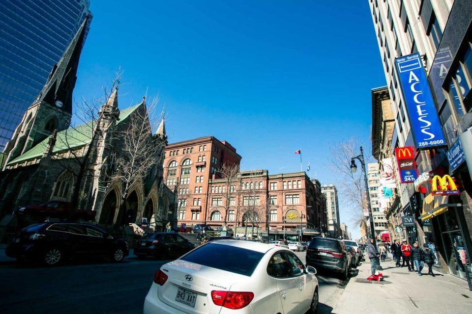 Montreal street style blog
