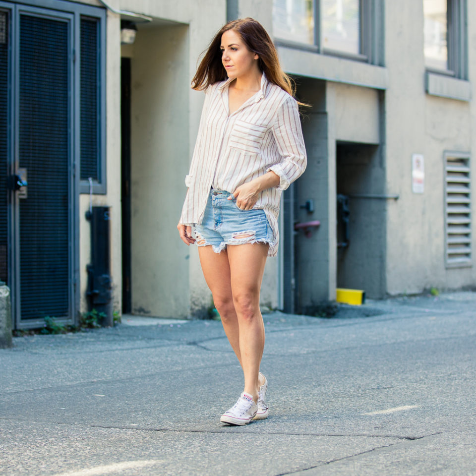 Living Boldly - Vancouver style blogger