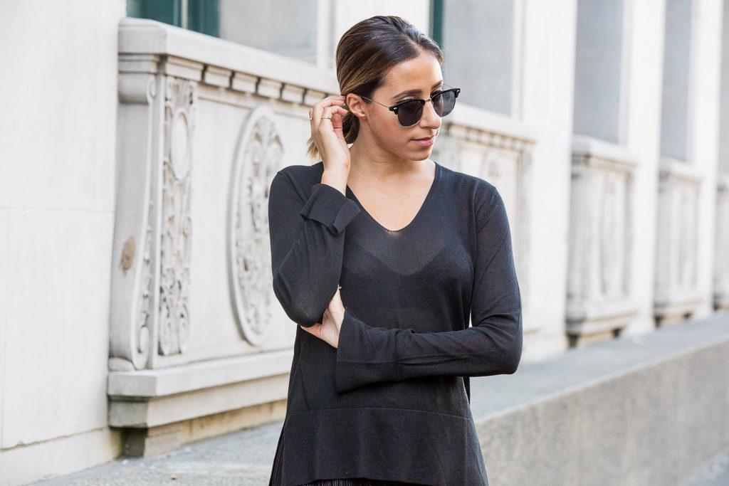 Randa vancouver style blogger
