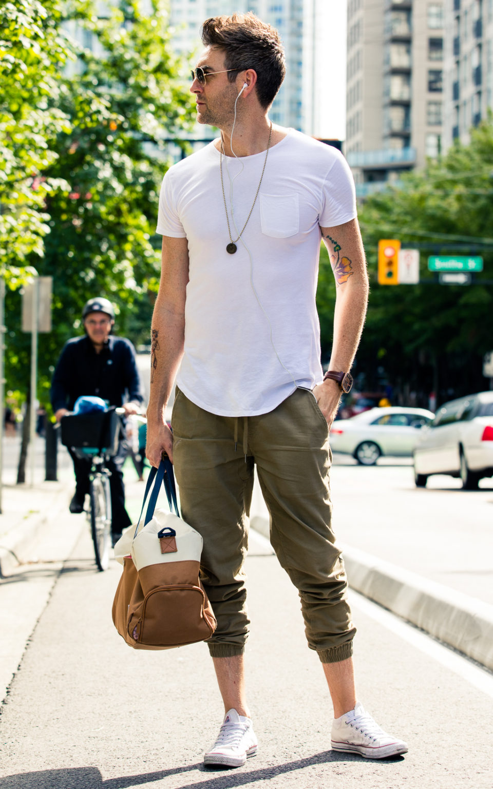 Vancouver street fashion