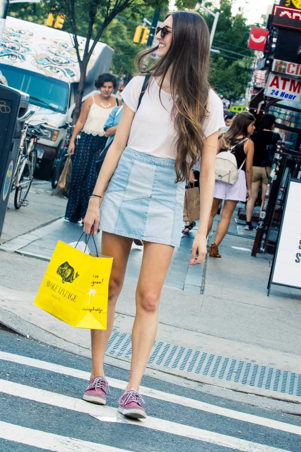 How to dress like a NYC girl