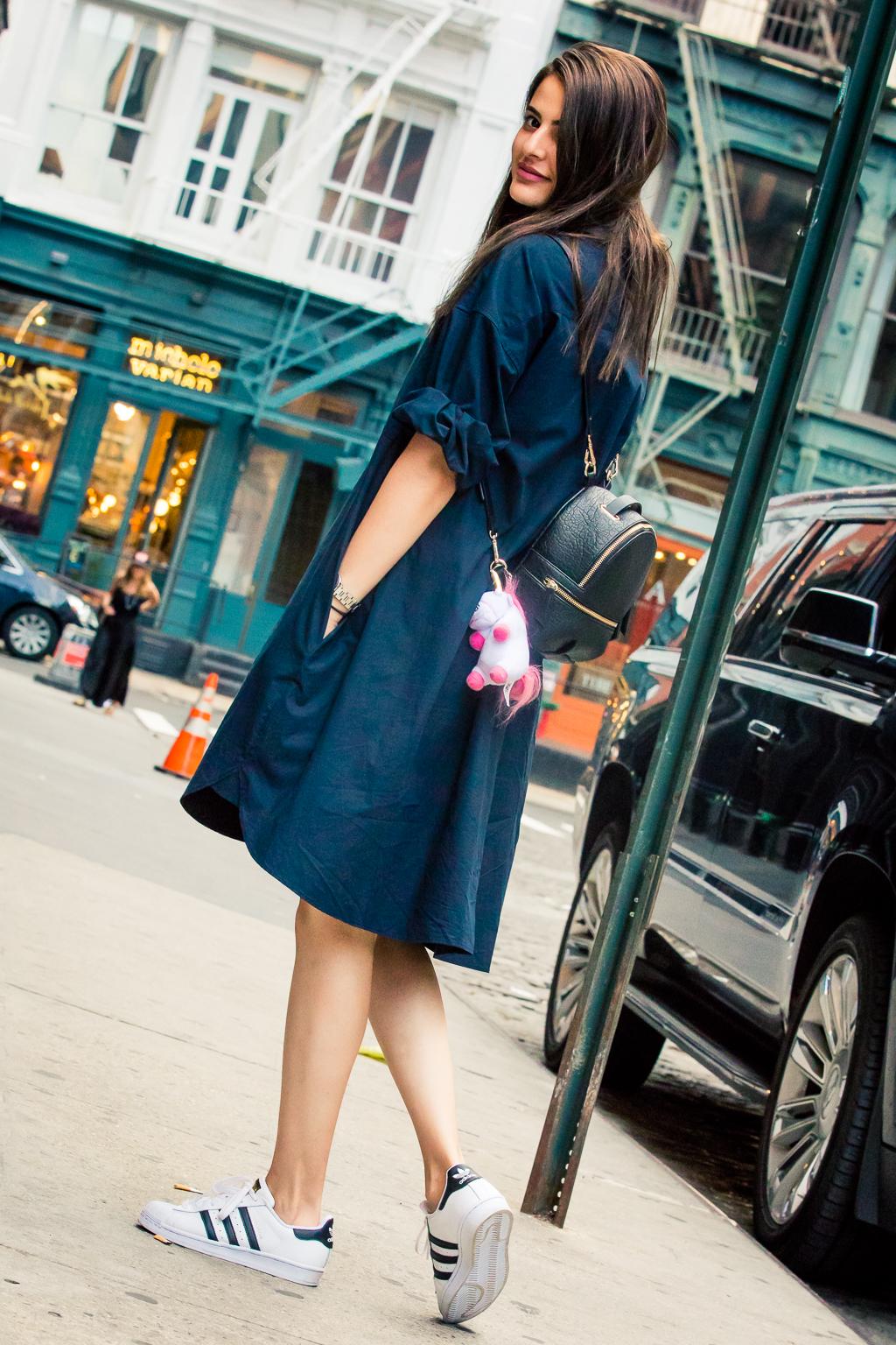 How To Dress Like A NYC Girl