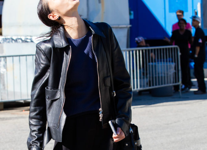 How To Dress Like A Street Style Pro For Fashion Month