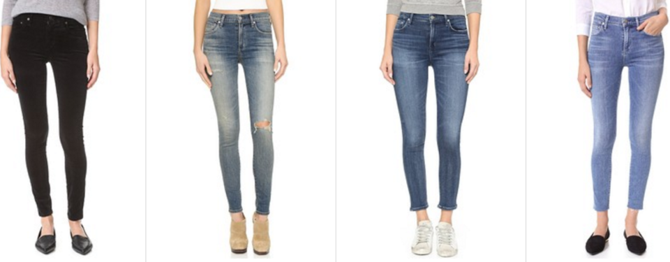Denim - Shopbop - Citizens of Humanity Rockets