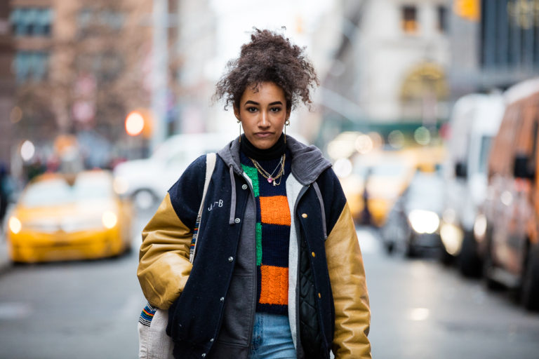 The Secret To Layering Like A New Yorker