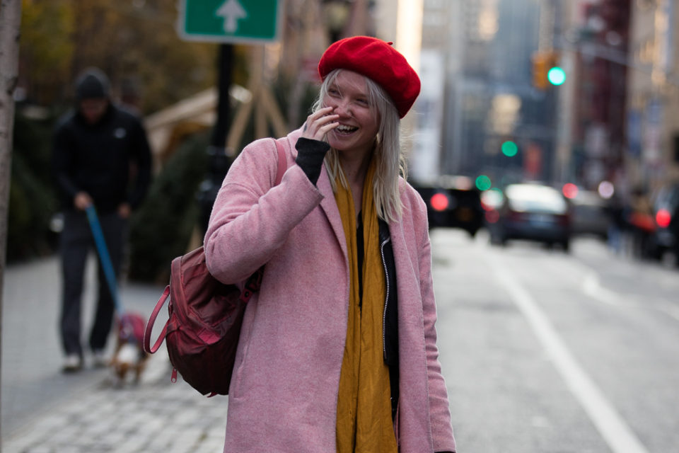 street style in New York