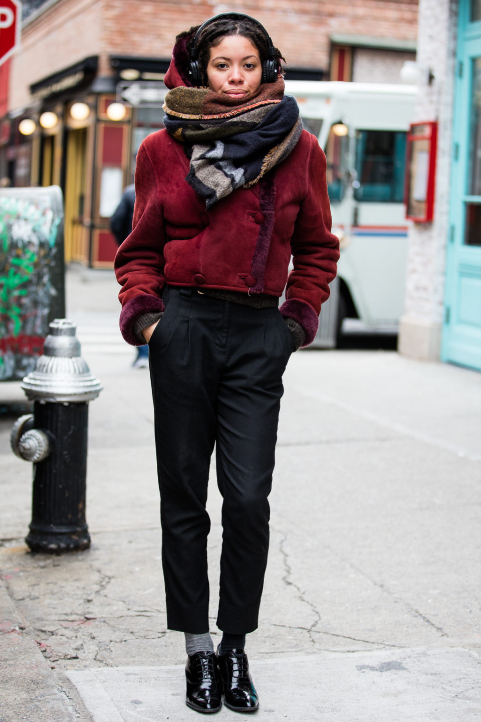 vancouver style blogger