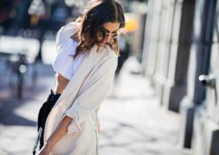 How To Take A Spring Look From Dressy to Casual