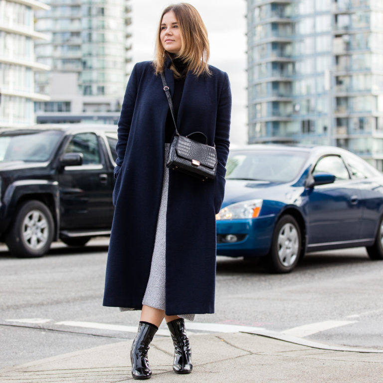 The 5-Piece Outfit Formula For Winter-To-Spring