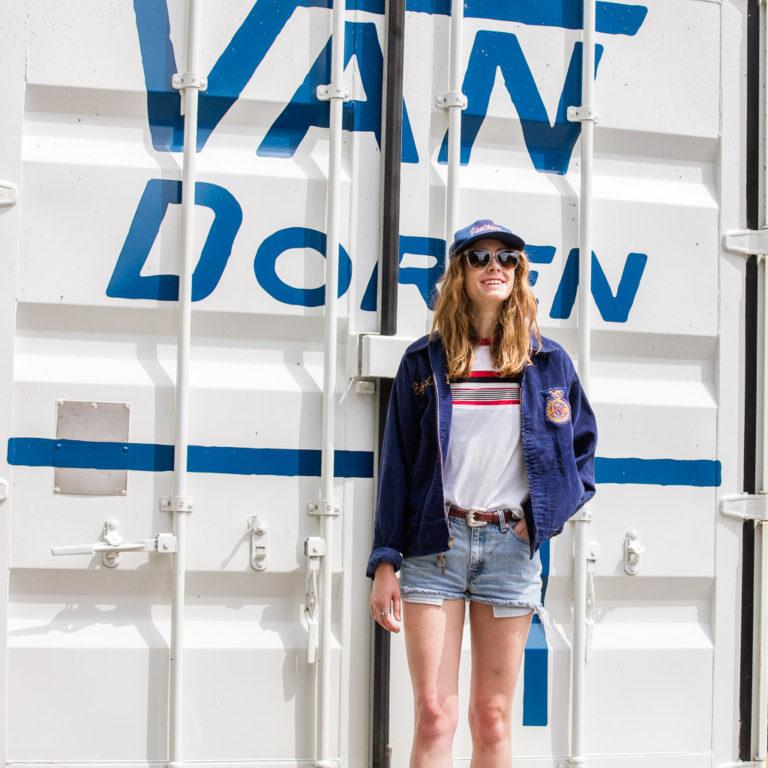 Vans Park Series 2017 Skater Street Style