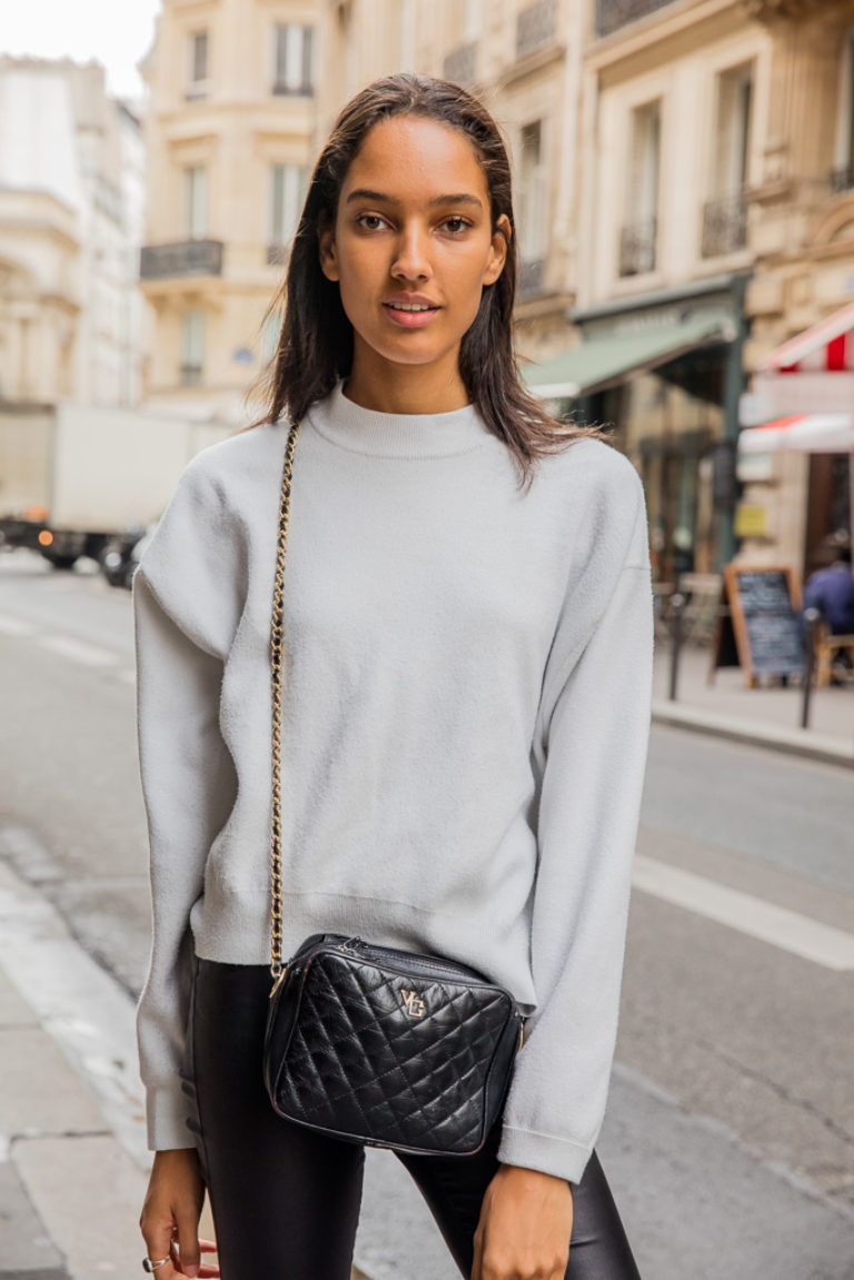 How To Style Leggings The Cool, Not Crazy Way